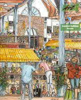 06 ~ English Market, Cork ~ 16x13